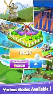 لعبة Golf Rival 4