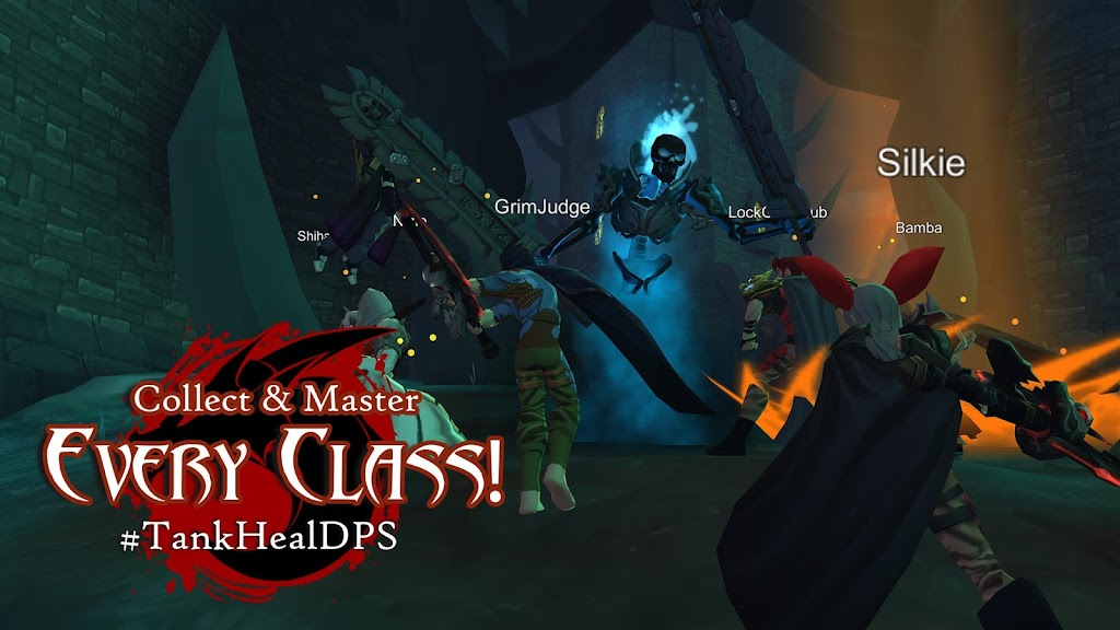 AdventureQuest 3D MMO RPG  poster 2