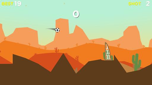 hilly soccer screenshot 2