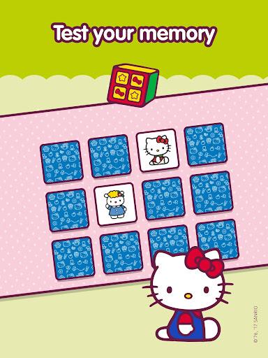 Hello Kitty u2013 Activity book for kids  screenshots 12