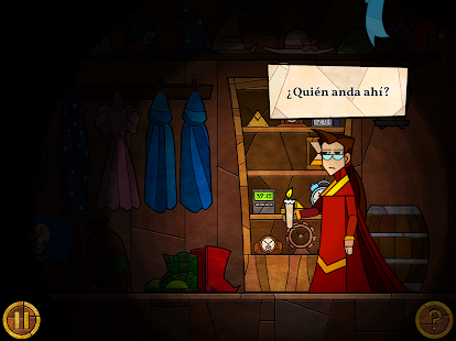 Message Quest - Las increíbles aventuras de Feste Screenshot
