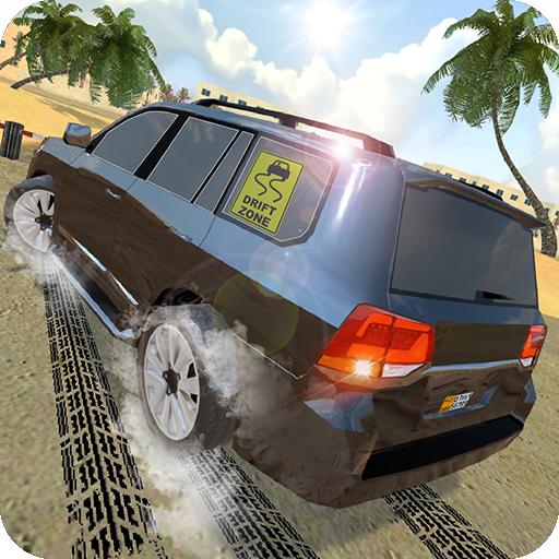 Off-road Car Drift Icon