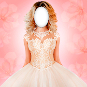 Wedding Dress Photo Montage 💖