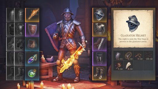 Grim Soul: Dark Fantasy Survival 3.2.1 screenshots 1