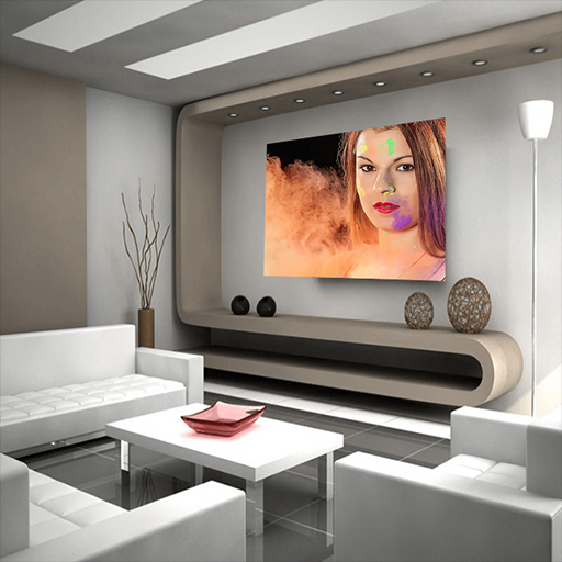 Baixar Hall Frames for Pictures: Luxury Wall Interior para Android