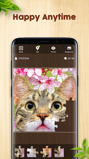 Jigsaw Puzzles - Picture Collection Game  screenshots 2
