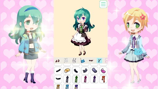 Favorite girl : Dress up game  screenshots 8