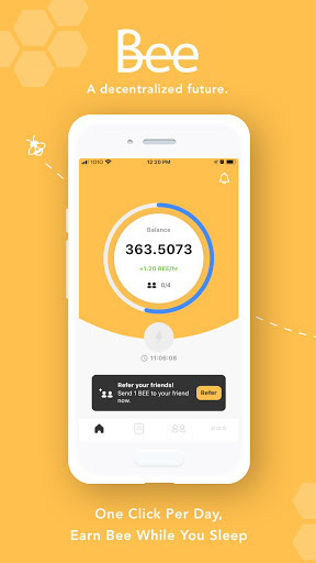Bee Network:Phone-based Digital Currency 1.2.0 screenshots 1