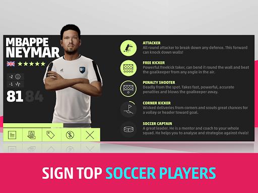 SEASON Pro Football Manager - A u26bdufe0f Management Game screenshots 10