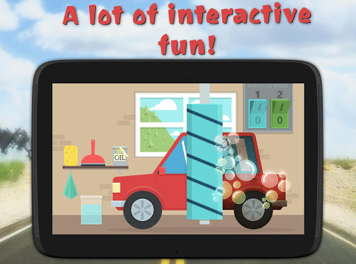 Kids Toy Car Driving Game Free screenshots 9