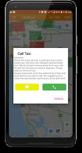 TAXImet - Taxi Caller