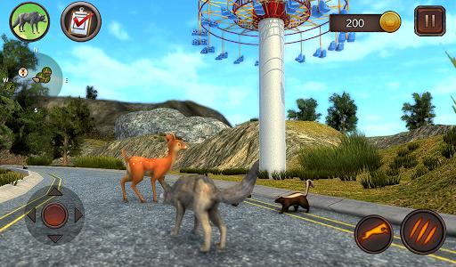 Wolf Dog Simulator 1.0.6 screenshots 10