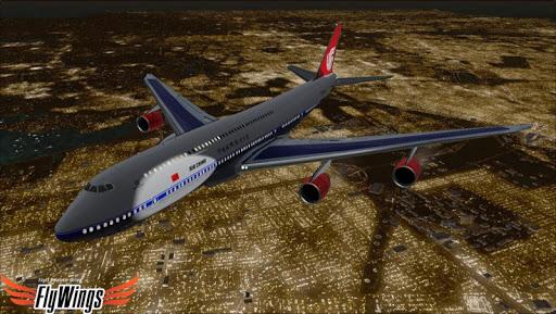 Flight Simulator Night - Fly Over New York NY 1.0.1 screenshots 24