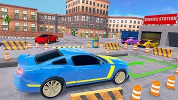 Car Parking Game 3D: Car Games: Racing Games 2021