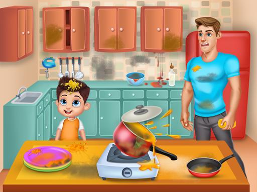 Daddyu2019s Helper Fun - Messy Room Cleanup 9.0 screenshots 1