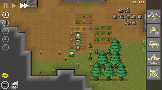 Going Deeper! – Colony Building Sim MOD APK 0.3.12cd (Paid Unlocked) 3