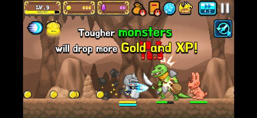 Tap Knight : Dragon's Attack  screenshots 22