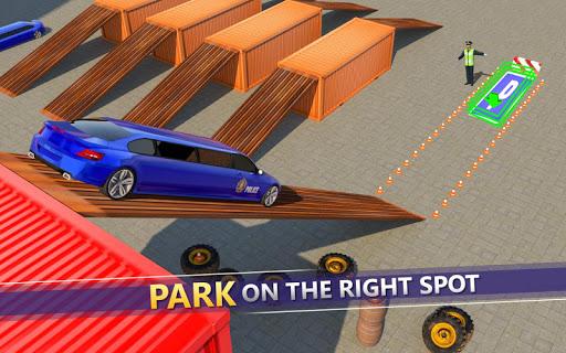 Police Limo Car Parking Games u2013 Police Car Parking 2.0.4 Screenshots 8