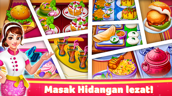 Indian Cooking Star: Chef Restaurant Cooking Games  screenshots 1