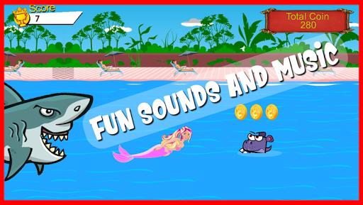 sophia mermaid little jump screenshot 3
