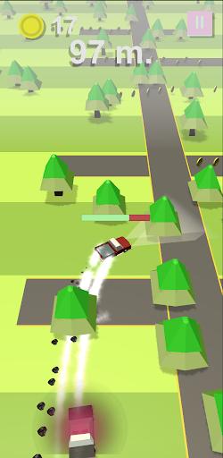 Code Triche Drift 'n Run (Astuce) APK MOD screenshots 3