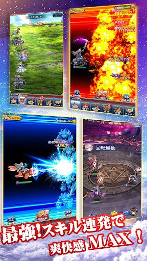 超次元彼女: 神姫放置の幻想楽園 screenshots 2