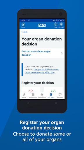 NHS App  Screenshots 6