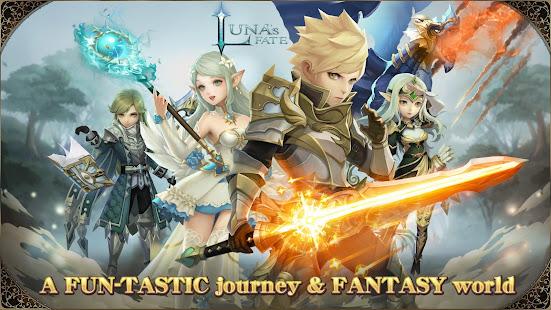 Luna's Fate 1.18 screenshots 1