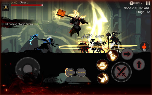 Shadow of Death: Dark Knight - Stickman Fighting 1.95.2.0 screenshots 15