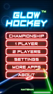 Glow Hockey Full Apk İndir 6