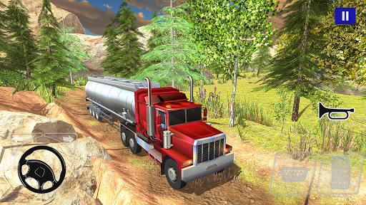 Europa Truck Driving Simulator 2021 screenshots 10