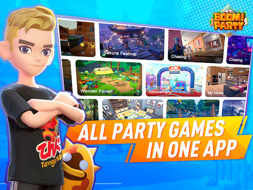 Boom! Party  screenshots 11