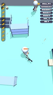 gunchair.io Hack for iOS and Android 3