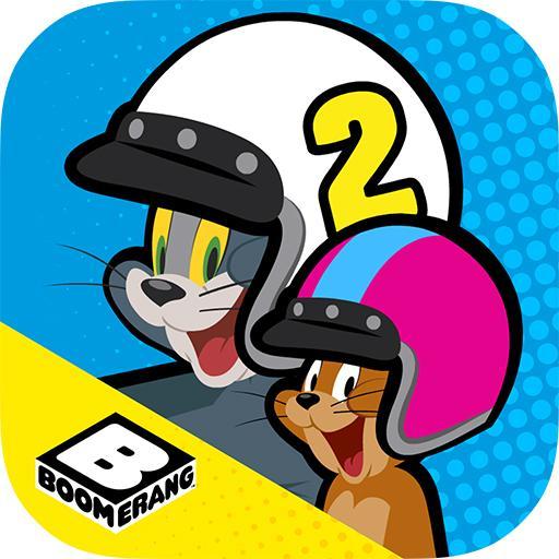 Boomerang Make and Race 2 - Cartoon Racing Game