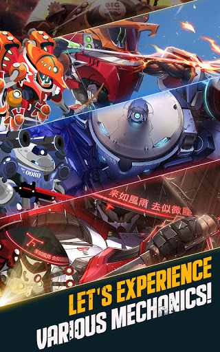 After War u2013 Idle Robot RPG screenshots 19