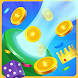 Idle Coin Button: Idle Clicker。コインゲーム と コインクリッカー - Androidアプリ
