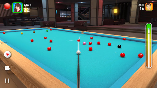 Real Snooker 3D 1.16 Screenshots 23