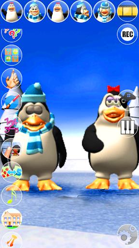 Talking Pengu & Penga Penguin - Virtual Pet  screenshots 6