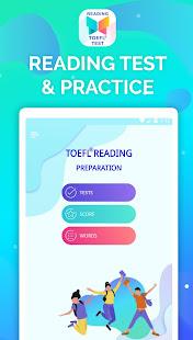 Reading - TOEFL® Preparation Tests