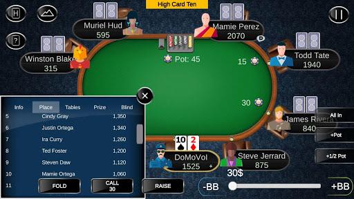 Offline Poker - Tournaments screenshots 4