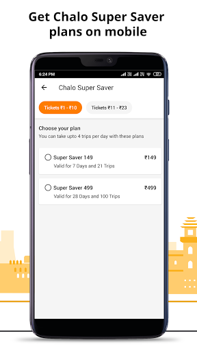 Chalo - Live Bus Tracking App 7.2.2 Screenshots 5