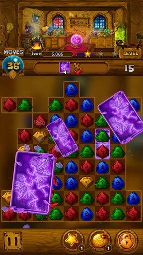 Secret Magic Story: Jewel Match 3 Puzzle 1.0.5 screenshots 15