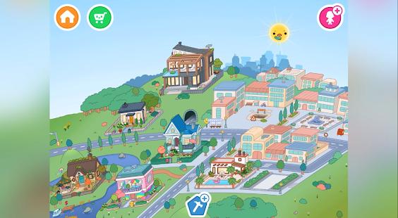 Unofficial Tricks Toca Life World 2021 1.0 Screenshots 1