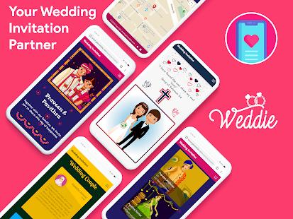 Weddie - Free Wedding Websites & Video Invitations screenshots 8