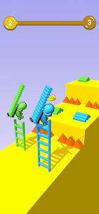 Ladder Race MOD (Unlimited Money) 4