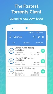 WeTorrent MOD Apk 1.0.27 (Unlocked) 1