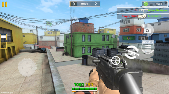 Combat Strike PRO: FPS  Online Gun Shooting Games Screenshot