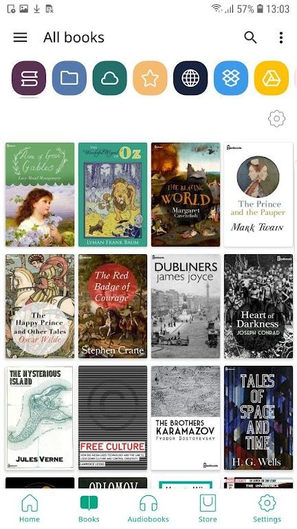 PocketBook reader free reading epub, pdf, cbr, fb2 poster 2
