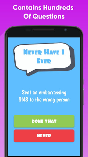 Never Have I Ever - Party Game 14 screenshots 1