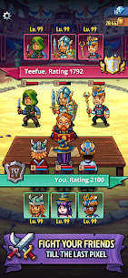 Knights of Pen and Paper 3 Mod Apk 0.10.14 (Unlimited Money/Diamond) 4